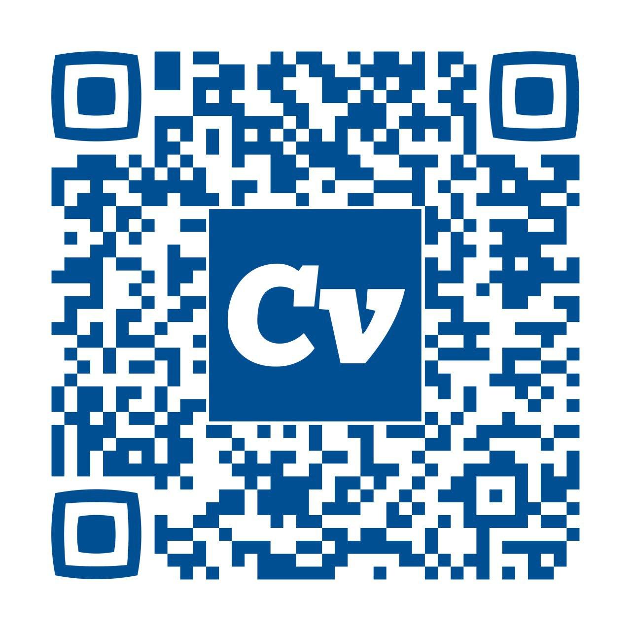 CvNews QR-code